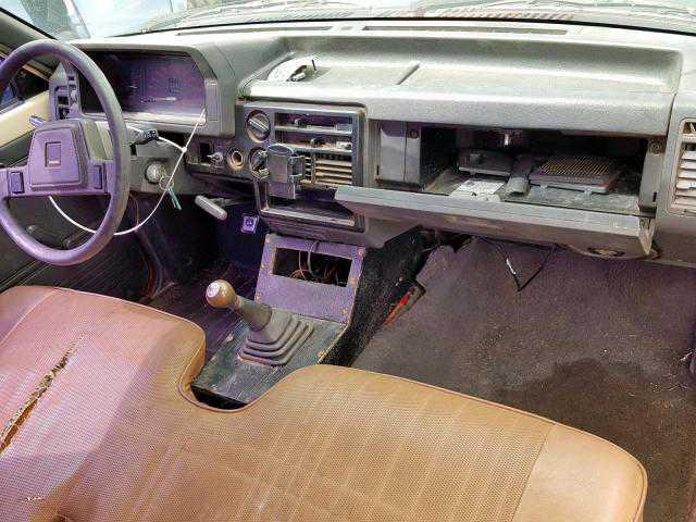 1990 MAZDA B2200 SHOR For Sale In LAS VEGAS NV