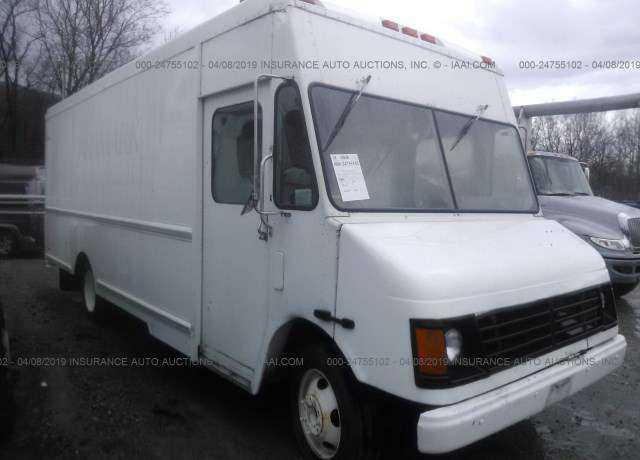 2005 Workhorse Custom Chassis W22 For Sale