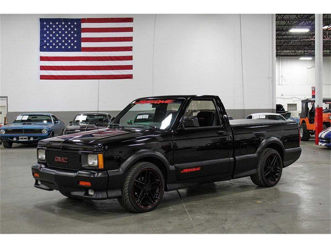 1991 GMC Syclone for sale in Kentwood, MI | 1GDCT14Z7M8802437