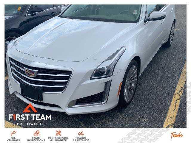 1G6AR5SX5G0103686 Cadillac CTS 2016