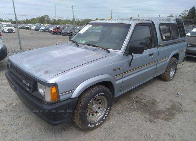1988 MAZDA B2200 for sale in Fredericksburg, VA