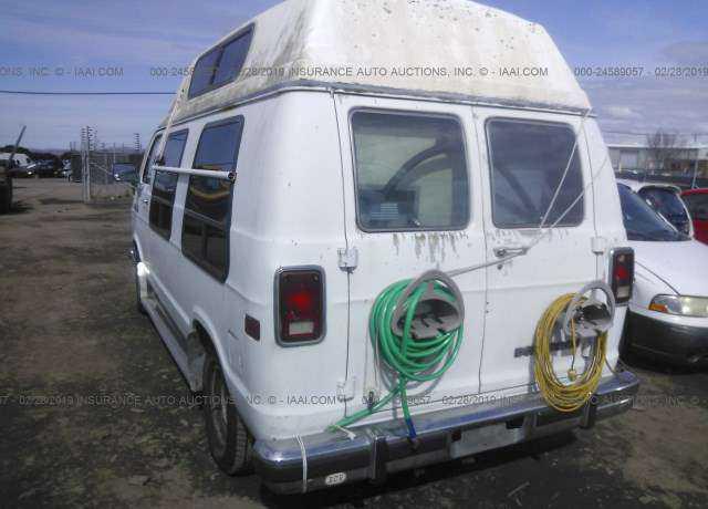 1989 Dodge Ram Van B250 For Sale