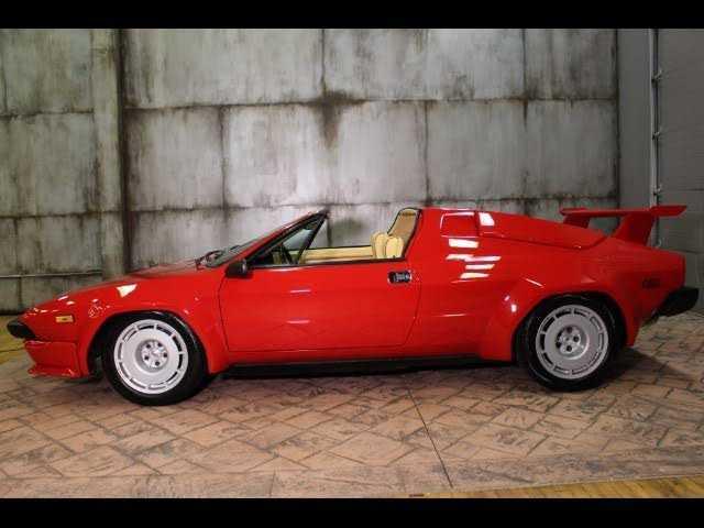 1986 Lamborghini Jalpa For Sale In Pennington Nj Za9j00000gla12292