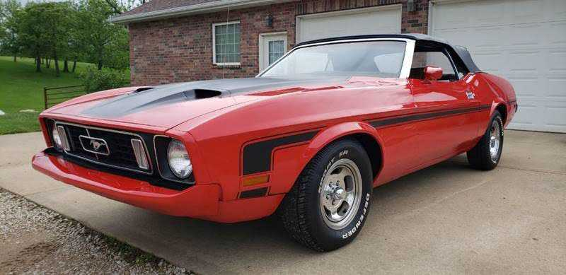 1973 Ford Mustang For Sale In Holden, MO