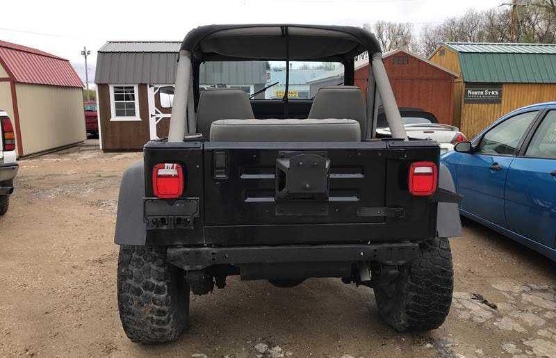 1990 Jeep Wrangler for sale in Portage, WI   2J4FY19E2LJ533851