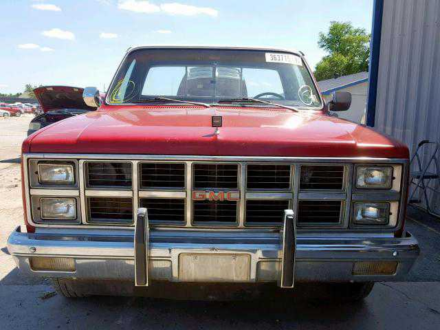 1982 GMC C1500 for sale in SIKESTON, MO | 2GTCC14H4C1537652