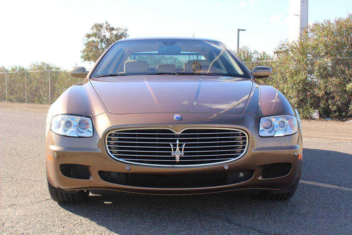 2005 Maserati Quattroporte For Sale In San Francisco Ca