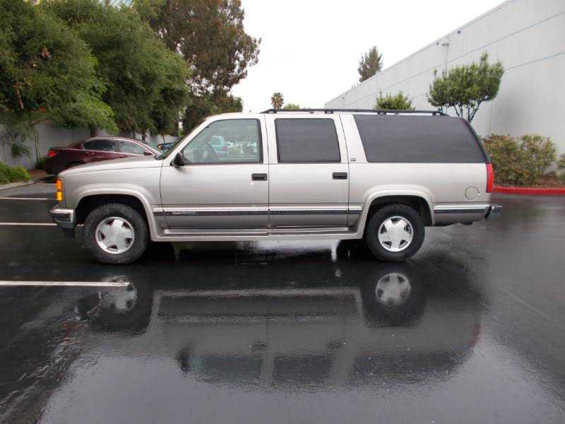1999 GMC Suburban for Sale in Livermore, CA | 3GKFK16RXXG503223