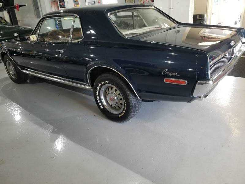 1968 Mercury Cougar For Sale In Hilton, NY