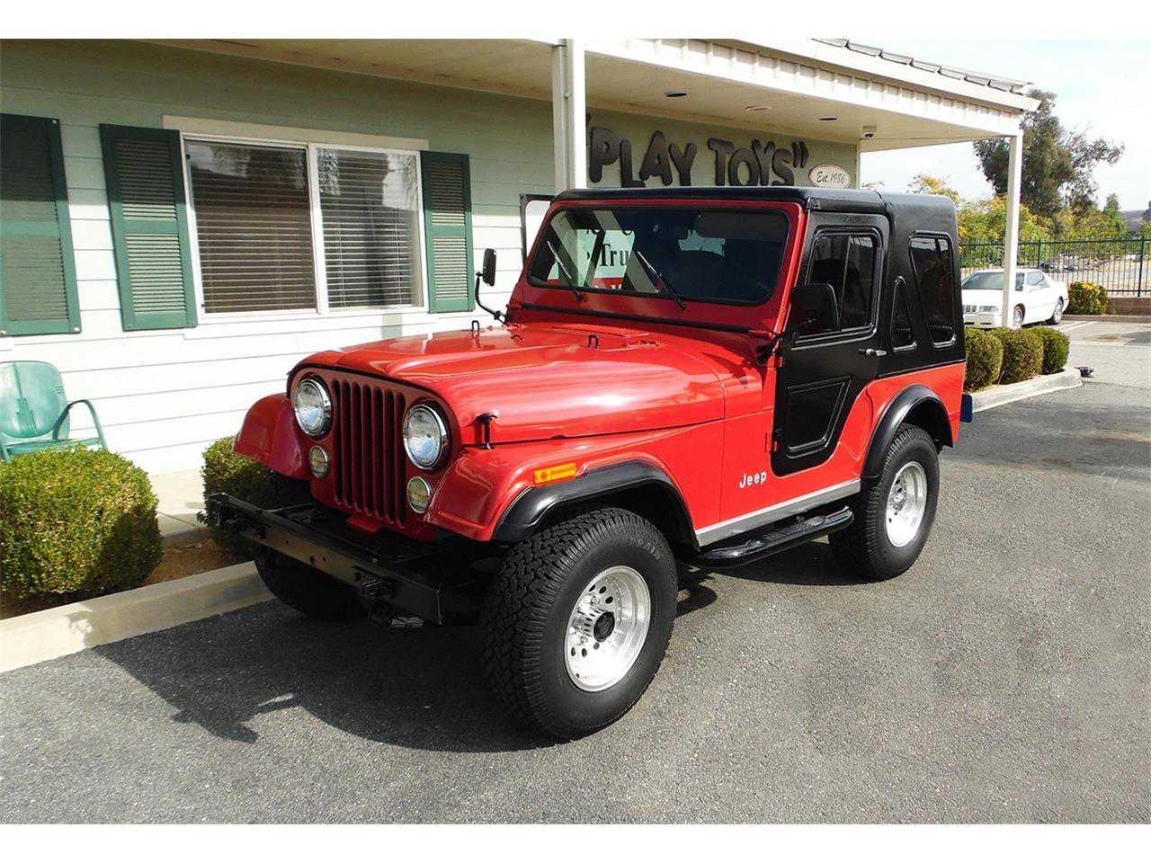 1980 Jeep CJ5 for sale in Redlands, CA | J0M83EC025535