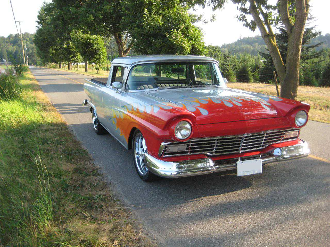1957 Ford Ranchero For Sale In