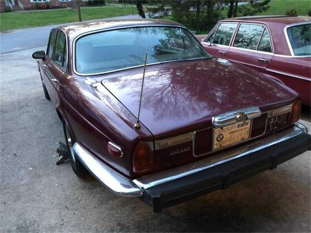 1977 Jaguar XJ6 for sale in Cadillac, MI   AAH13605