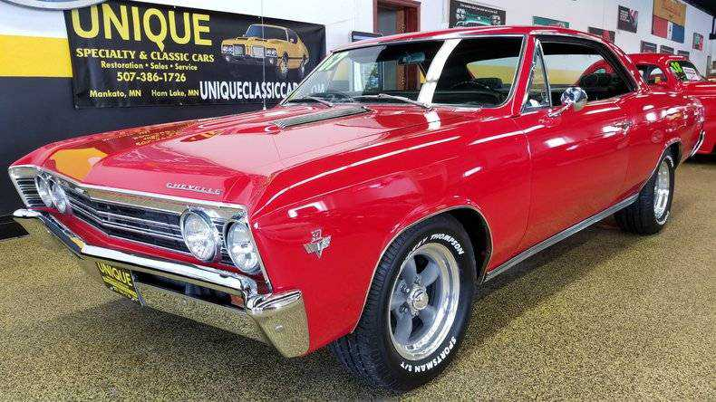Chevrolet Chevelle For Sale In Roger Mn
