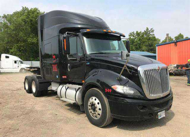 Used 2013 International 7600 For Sale In Indiana