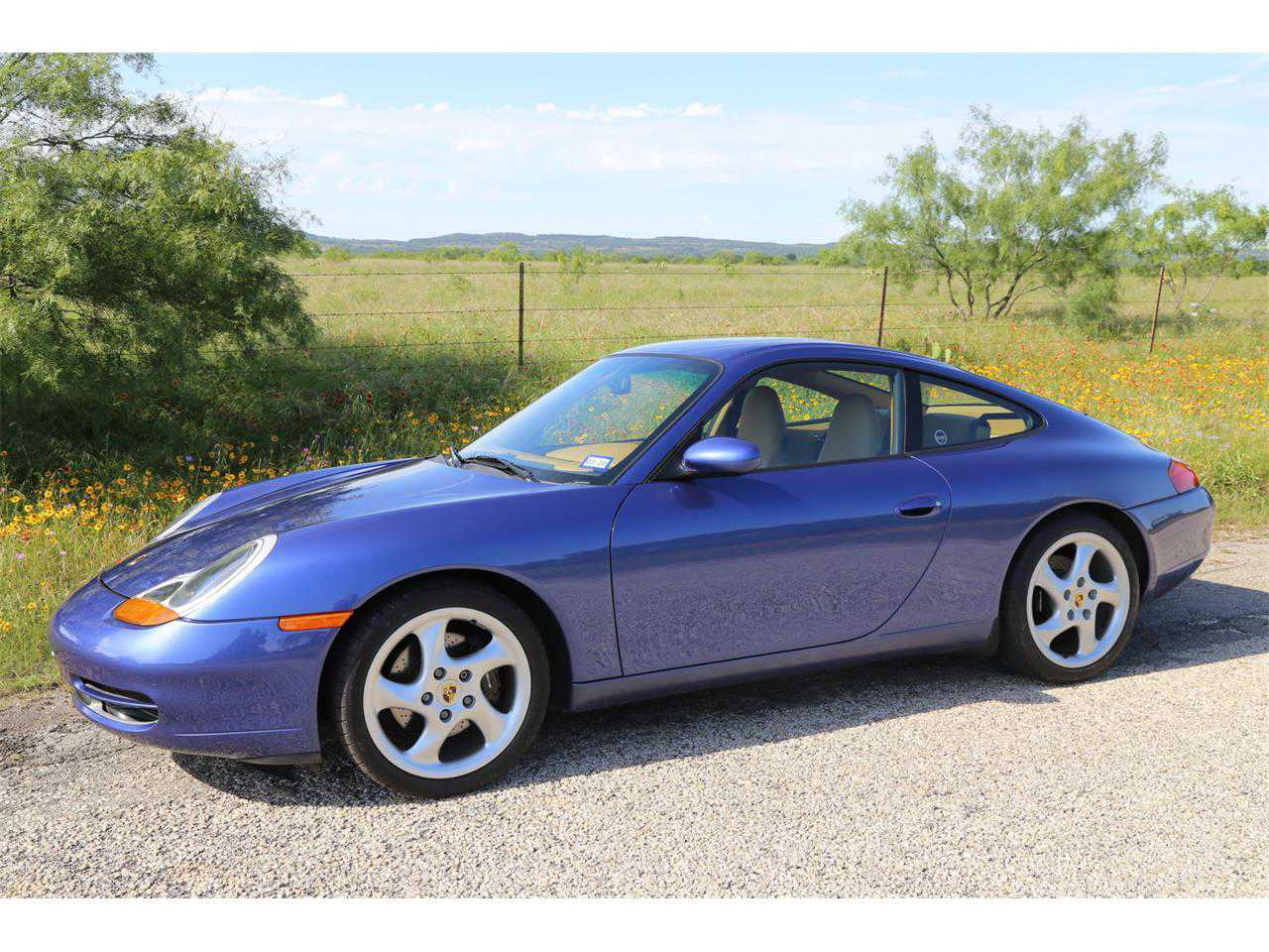 1999 Porsche 911 Carrera For Sale In Wp0aa2998xs621001