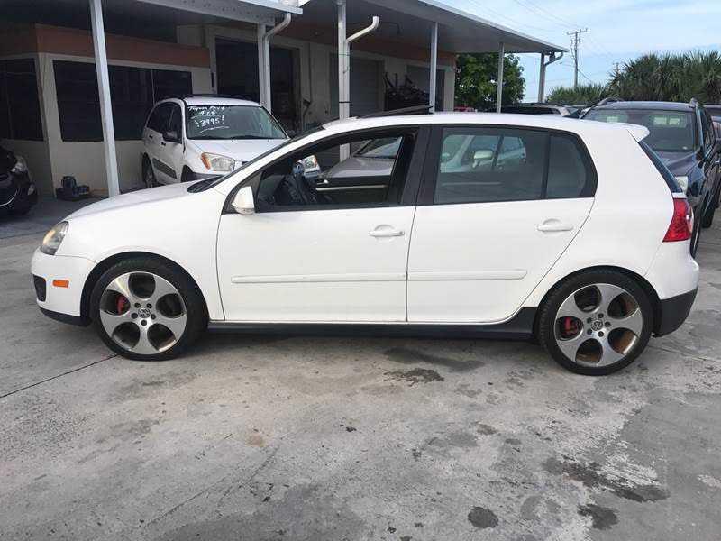 2009 Volkswagen GTI for Sale in Pompano Beach, FL