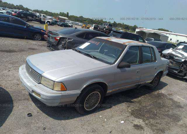 1989 PLYMOUTH ACCLAIM for sale in , FL | 1P3BA56K7KF491047