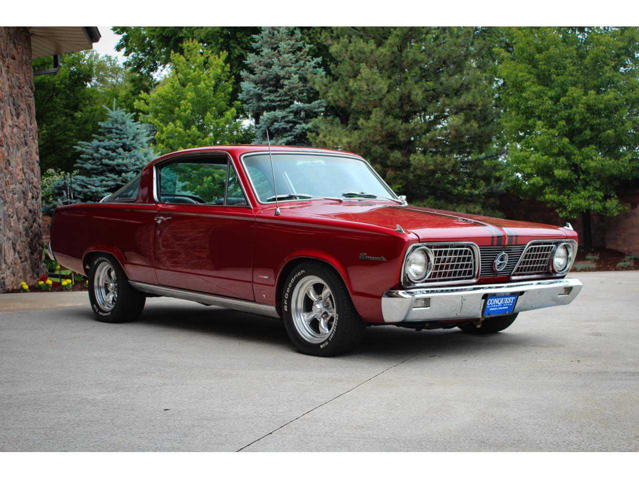 1966 Plymouth Barracuda for sale in Greeley, CO | BP29B62658968