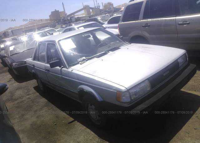 1989 Nissan Sentra For Sale In Bay Point Ca Jn1gb21s0ku502896