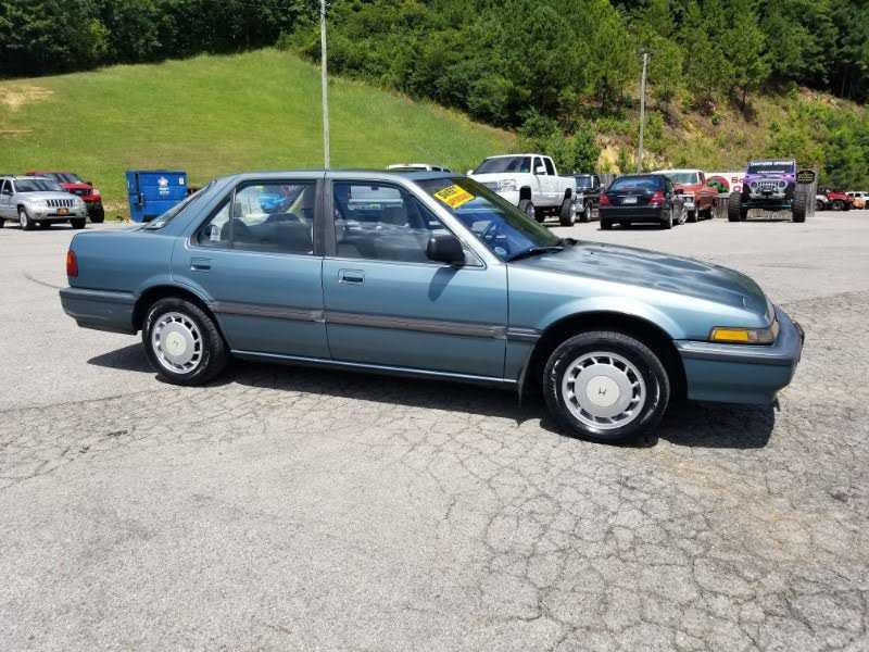 1989 Honda Accord for sale in Pelham, AL   JHMCA5542KC107313