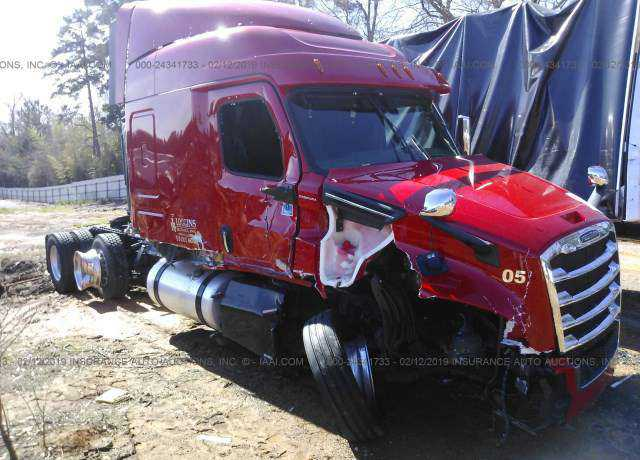 Used 2019 Freightliner CASCADIA For Sale In Texas