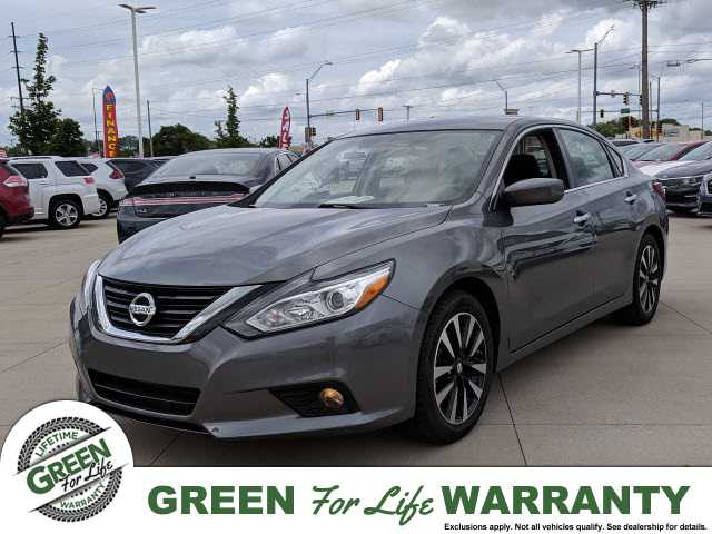Green Nissan Springfield Il >> Nissan Altima For Sale In Springfield Il