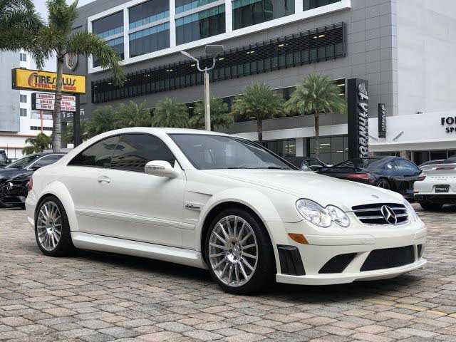 WDBTJ77HX8F248178 Mercedes-Benz CLK-class A209 / C209 2008