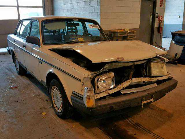 VOLVO 240 for Sale in Marrillville, IN