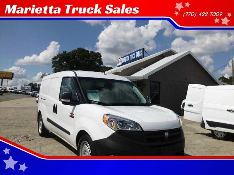 Marietta Truck Sales >> Ram Promaster City For Sale In Marietta Ga