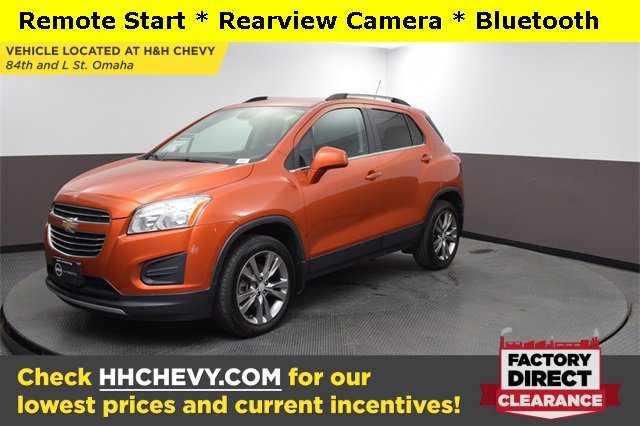2016 Chevrolet Trax For Sale In Nebraska
