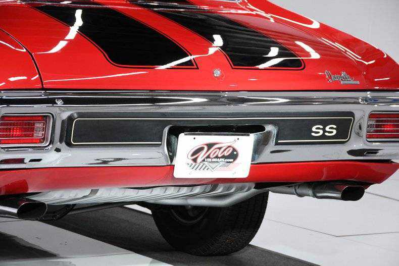 1970 Chevrolet Chevelle SS Dash Round Clock With Quartz Movement OE