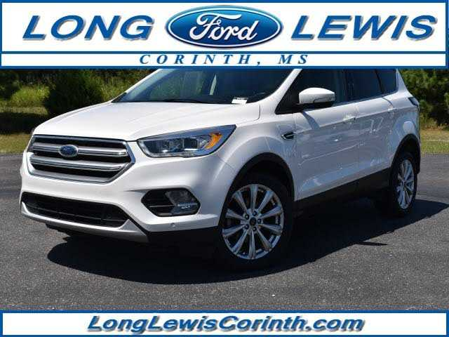 Long Lewis Ford Corinth Ms >> Ford Escape For Sale In Terry Ms