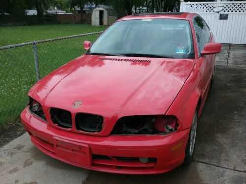 WBABM3343YJN83051 BMW 3 series E46 323Ci 1999