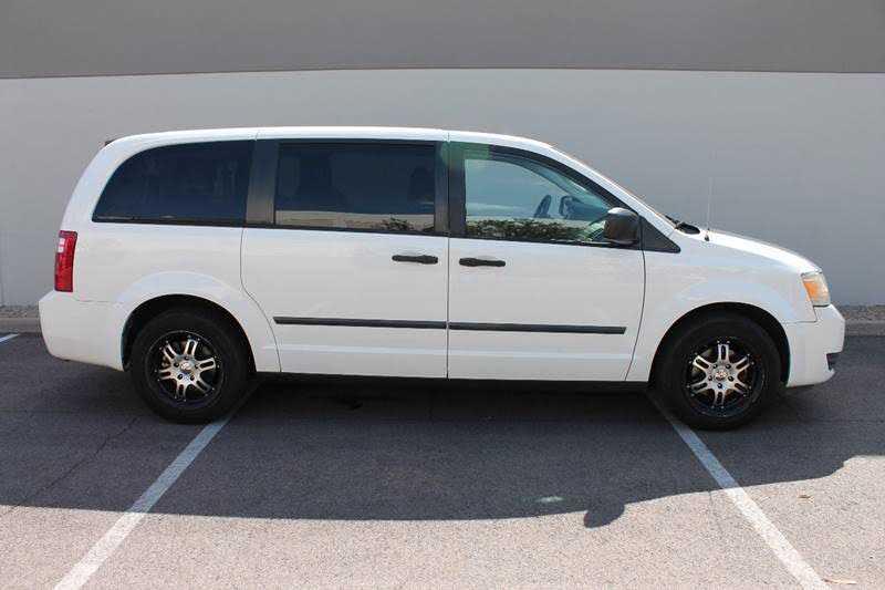 Radiator Cooling Fan for 08-10 Chrysler Dodge Caravan Town /& Country Van