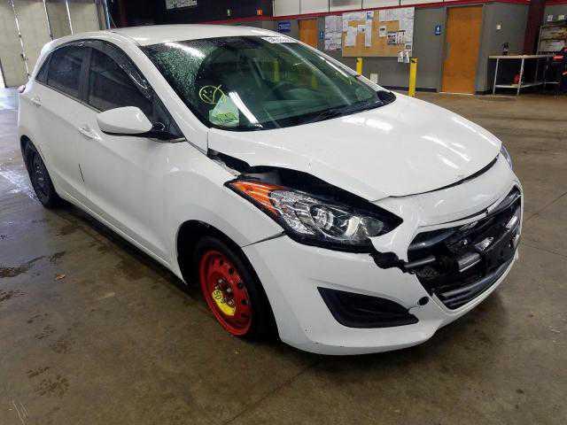 KMHD35LHXGU300702 Hyundai Elantra / Lantra / i30 / Avante 2016