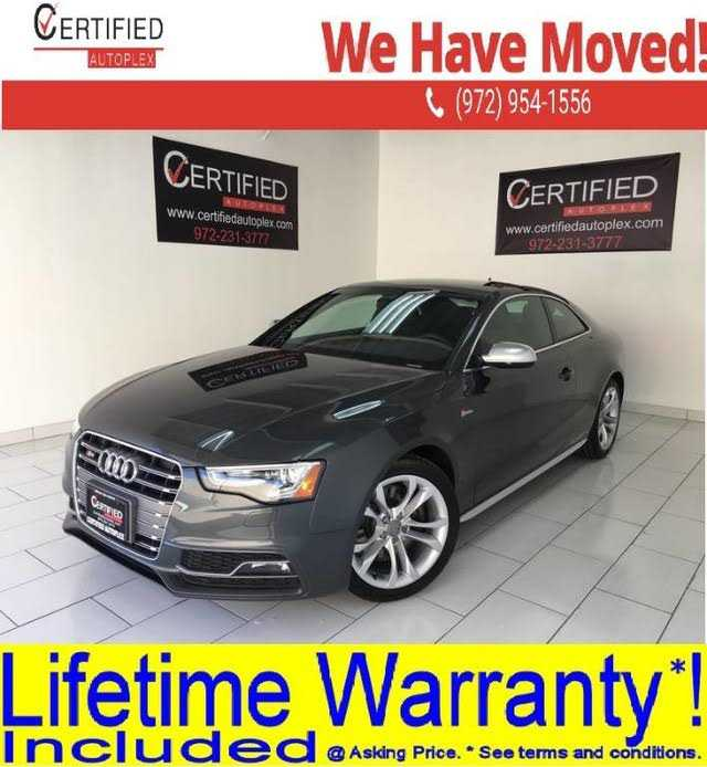 Search For New And Used 2016 AUDI S5 For Sale