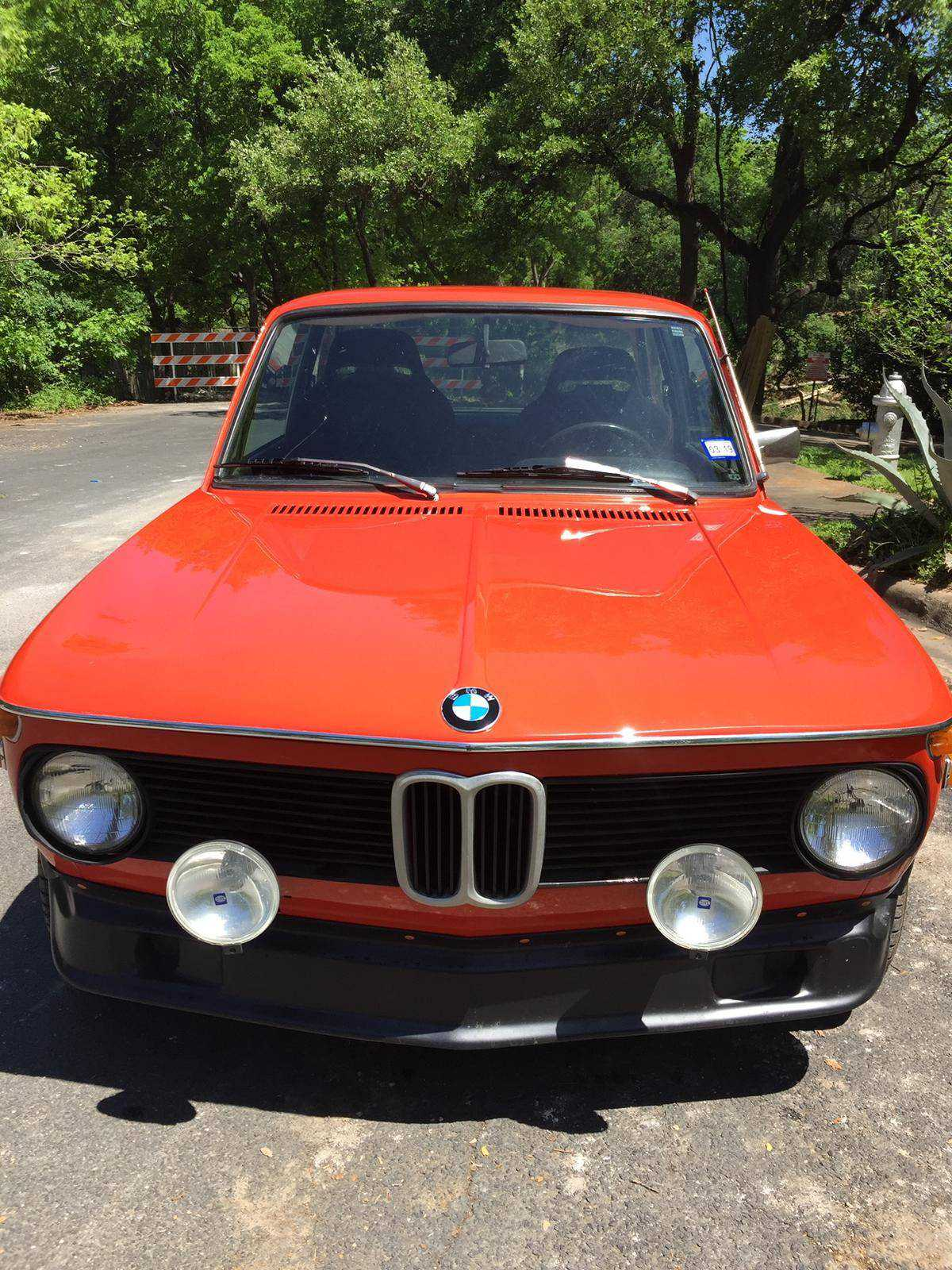 1976 Bmw 2002 For Sale In