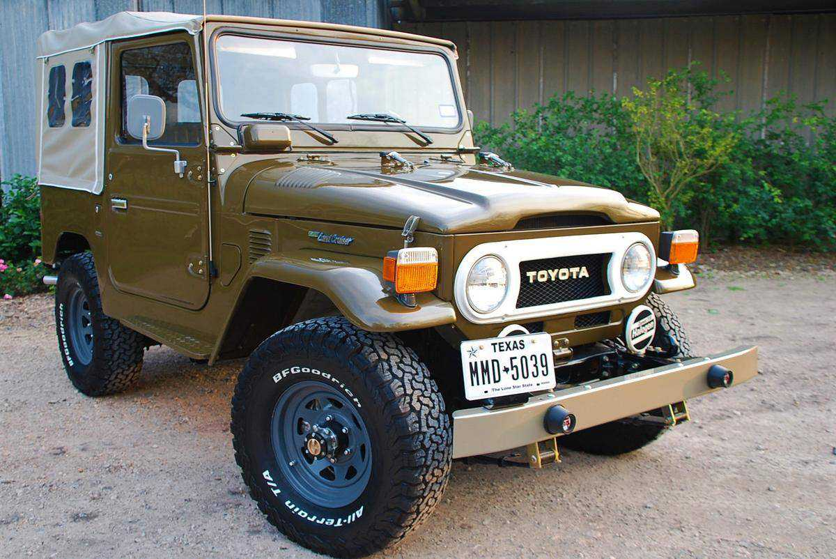 1978 Toyota Fj40 For Sale In Fj40275949