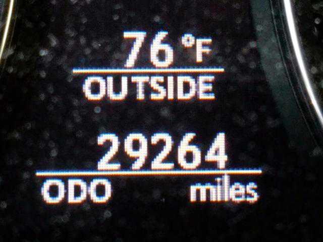 Car's mileage