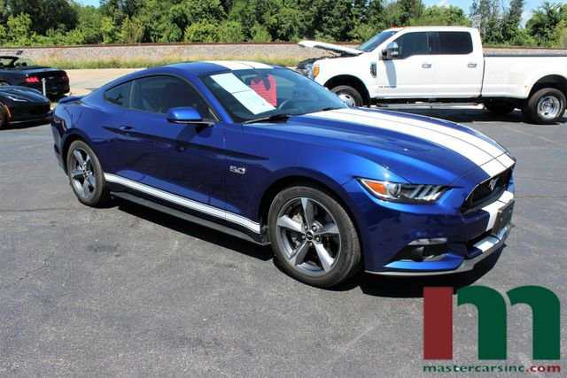 1FA6P8CF3G5242238 Ford Mustang / GT 500 Shelby 2016