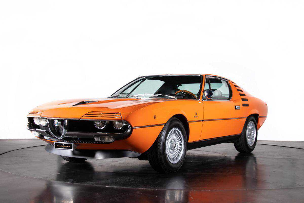 Used Alfa Romeo Montreal For Sale