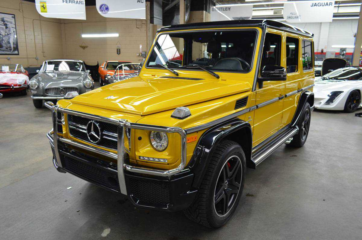 2017 Mercedes-Benz G63 AMG for sale in Huntington Station ...