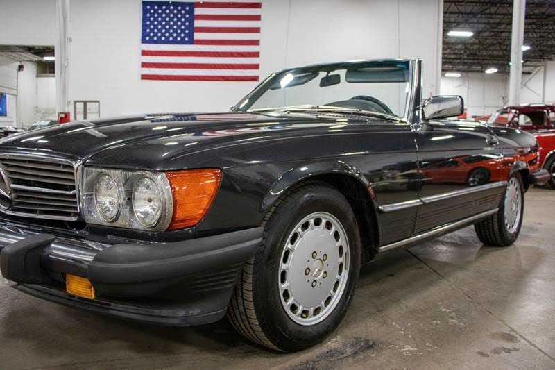 1988 Mercedes-Benz SL-Class for sale in Grand Rapids, MI ...