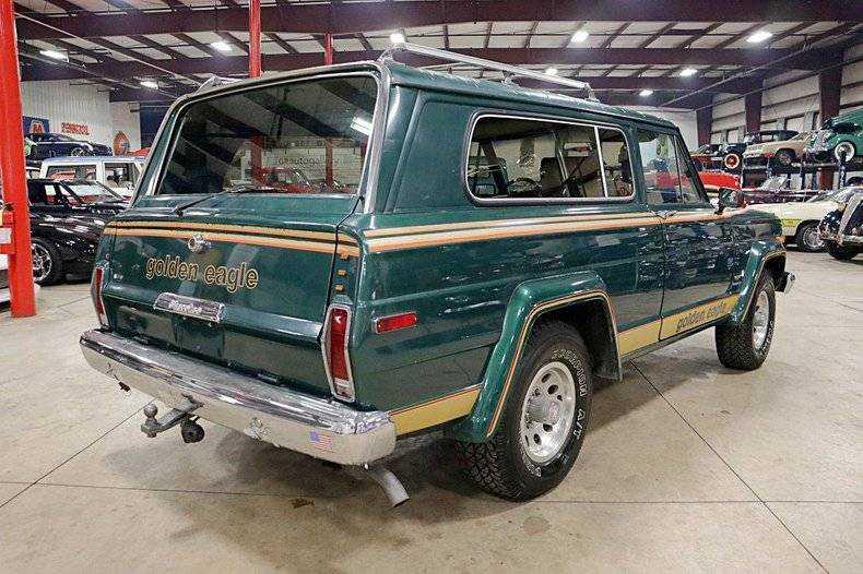 1980 Jeep Cherokee For Sale In Grand Rapids Mi T0m17nc011196