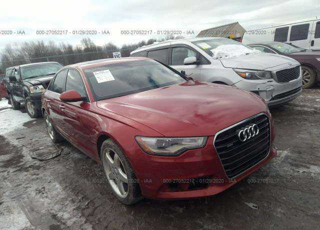 WAUGFAFC5EN047679 Audi A6 / A7 2014