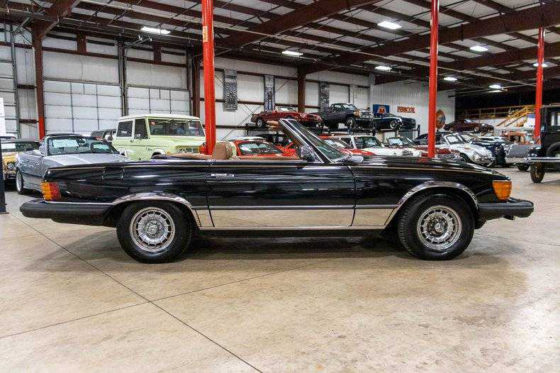 1976 Mercedes-Benz 450SL for sale in Grand Rapids, MI