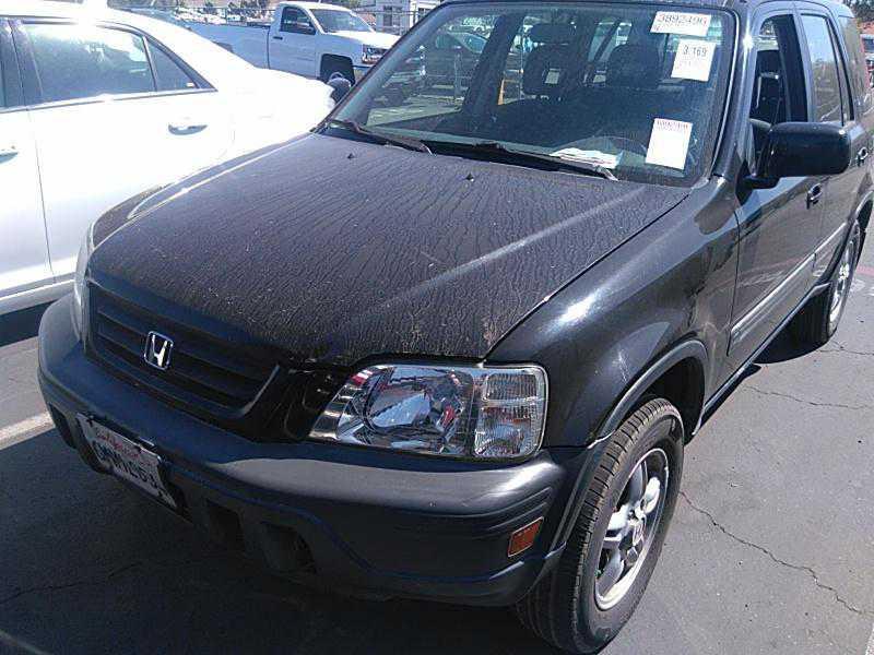 JHLRD1863YC045523 Honda CR-V 5-door (4 Wheel drive) 2000