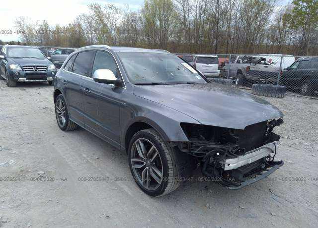 WA1VGAFP9EA005236 Audi Q5 2014