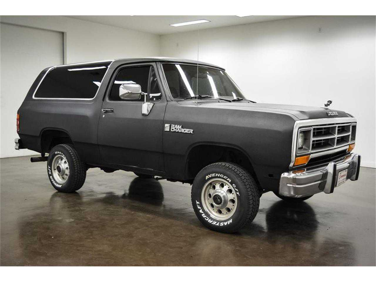 1990 Dodge Ramcharger For Sale In 3b4gm07z2lm009787