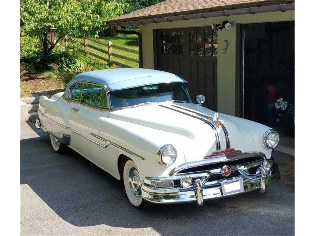 1953 Pontiac Chieftain For Sale In K8x5611
